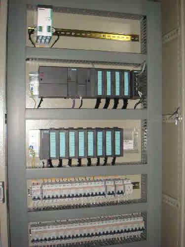 西门子PLC系统柜,重庆巨丰